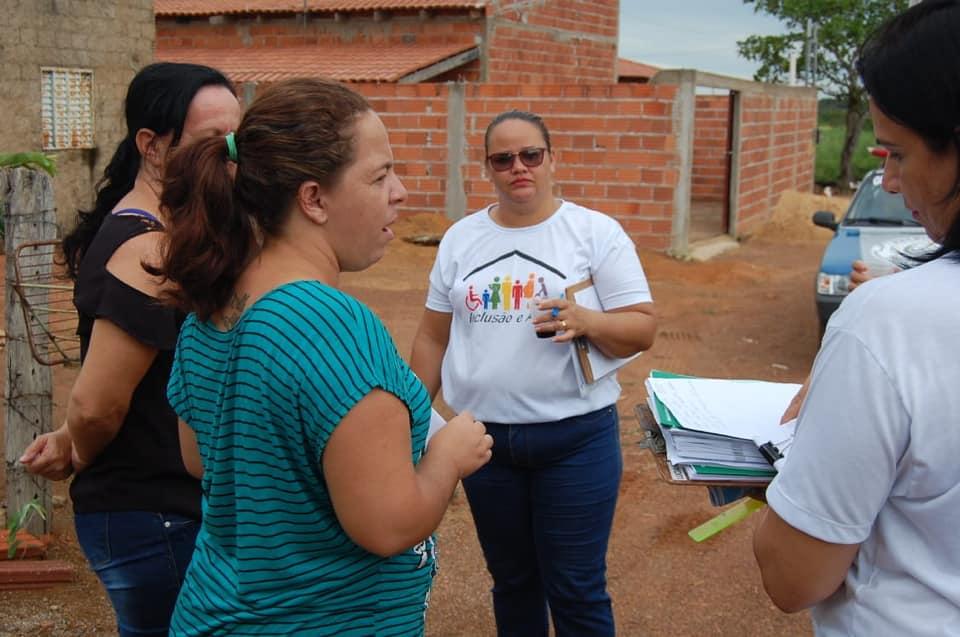 Projeto Inclusão e Ação soma cerca de 150 atendimentos em Lagoa da Confusão
