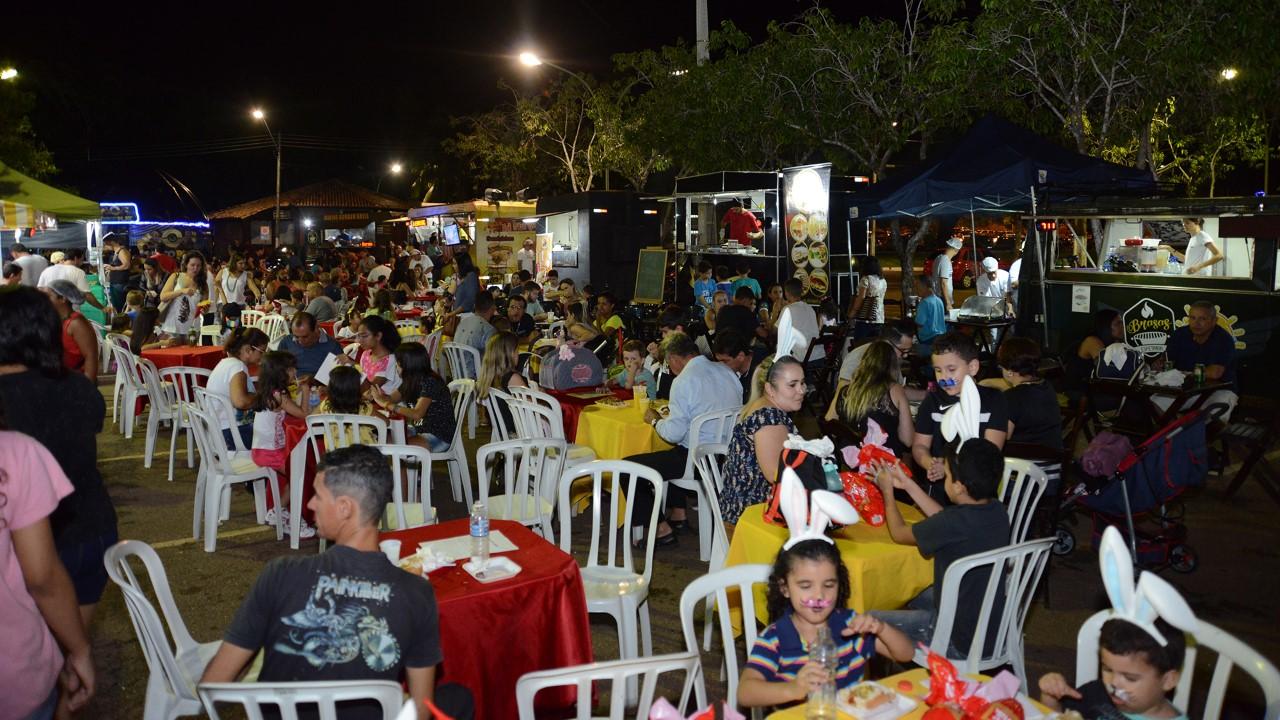 Agtur divulga lista dos sorteados para permissões de pontos da Vila Gastronômica do Capital da Fé 2019
