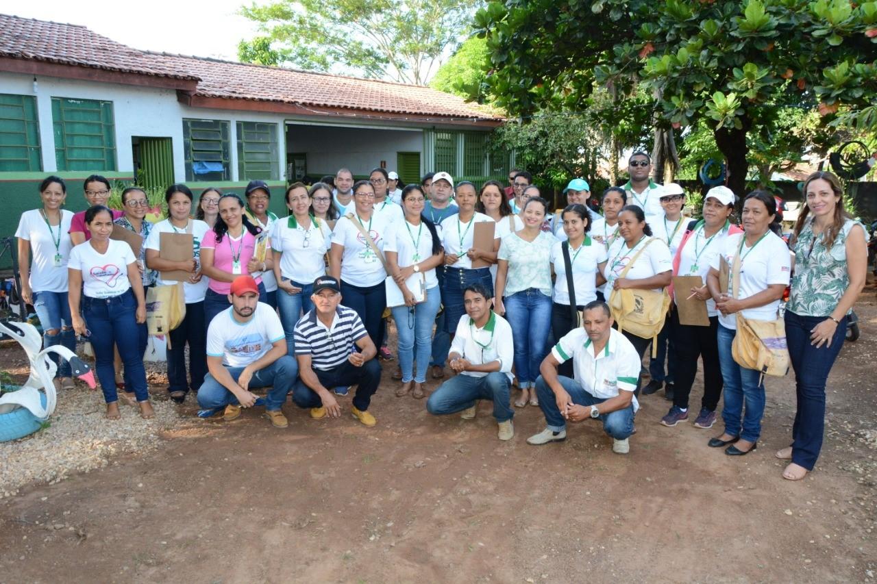 Paraíso do Tocantins realiza Dia D de mobilização contra a Dengue