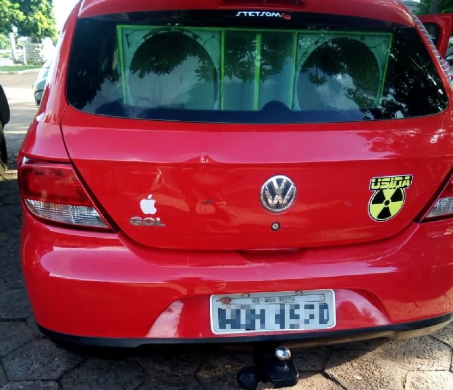 Polícia Militar prende homem por uso de documentação de veículo falsa em Araguaína