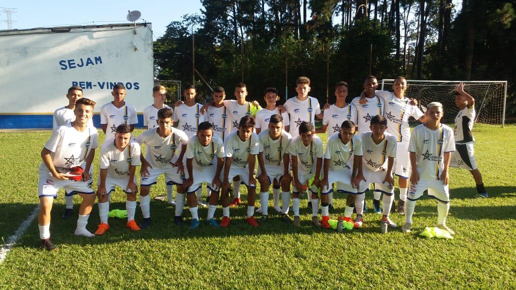 São José e União Mogi realizam amistoso de futebol sub-17 nesta quarta, 13
