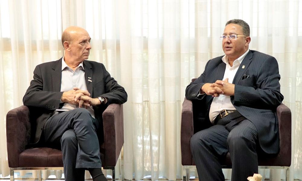 Estado propõem parcerias com a Fecomércio em ações no turismo e na cultura