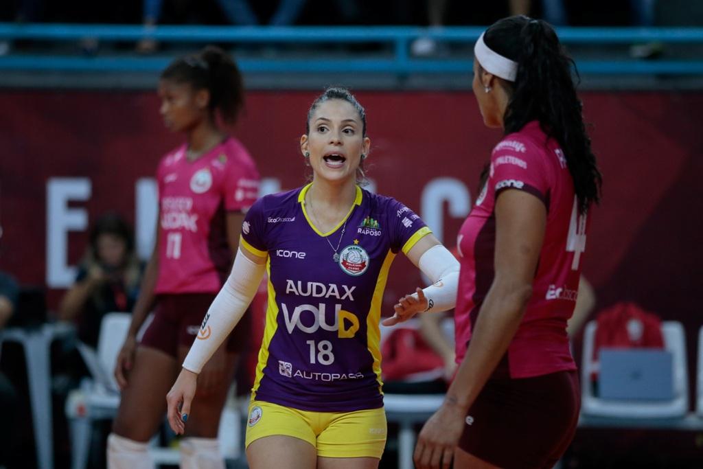 Osasco Audax/São Cristóvão Saúde é superado pelo Sesi Bauru na Copa Brasil