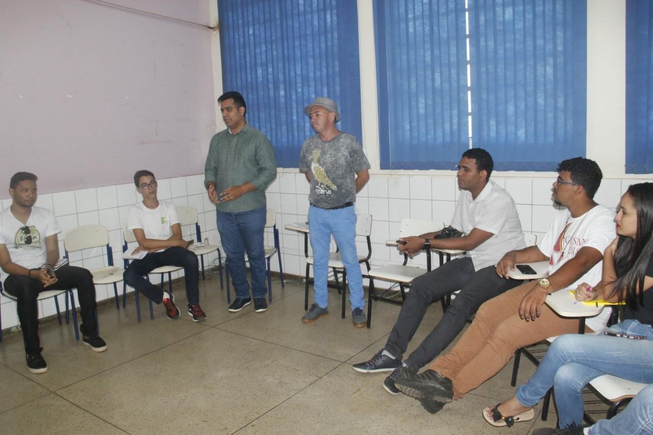Casa dos Conselhos realiza assembleia visando escolha de representantes do Conselho Municipal de Políticas para a Juventude