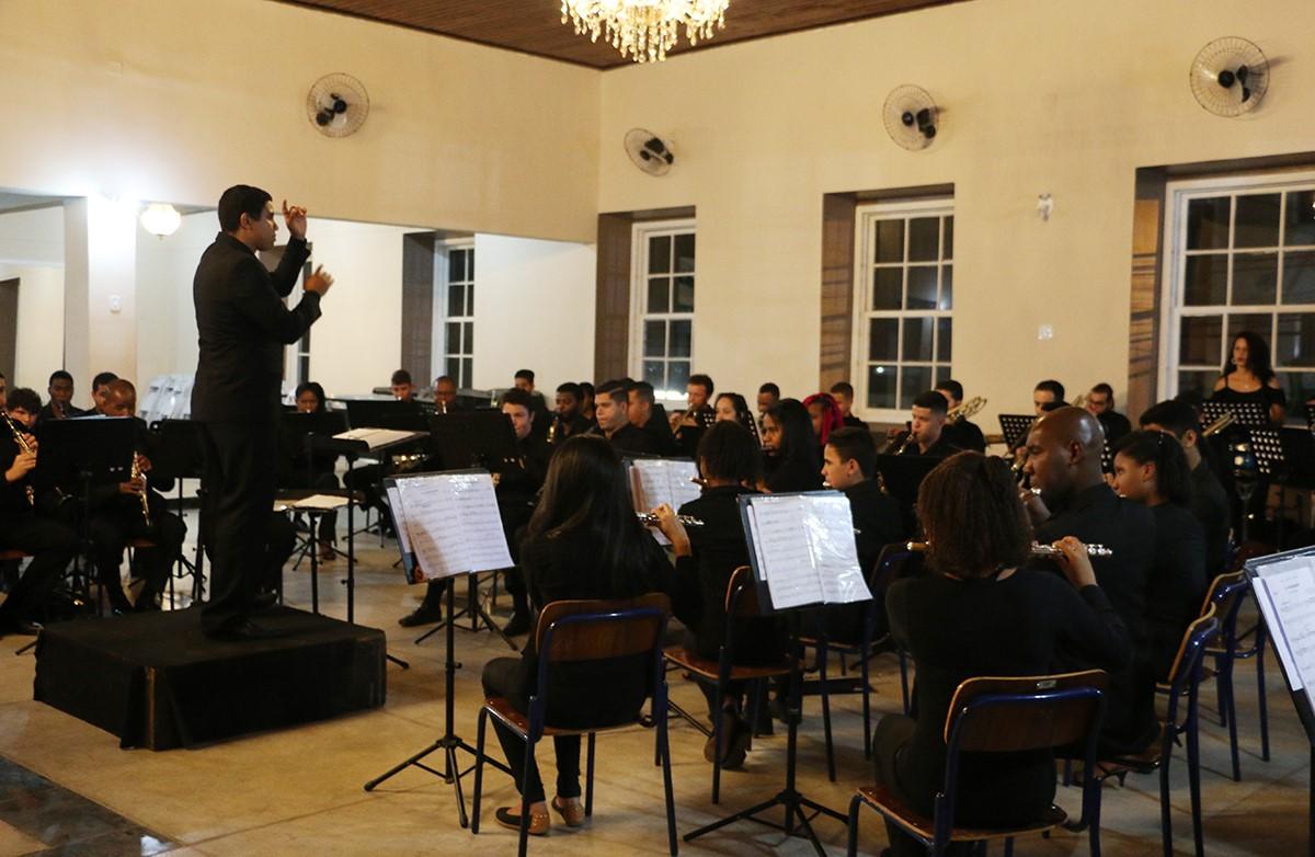 Projeto Música nas Escolas inicia o ano letivo em Barra Mansa