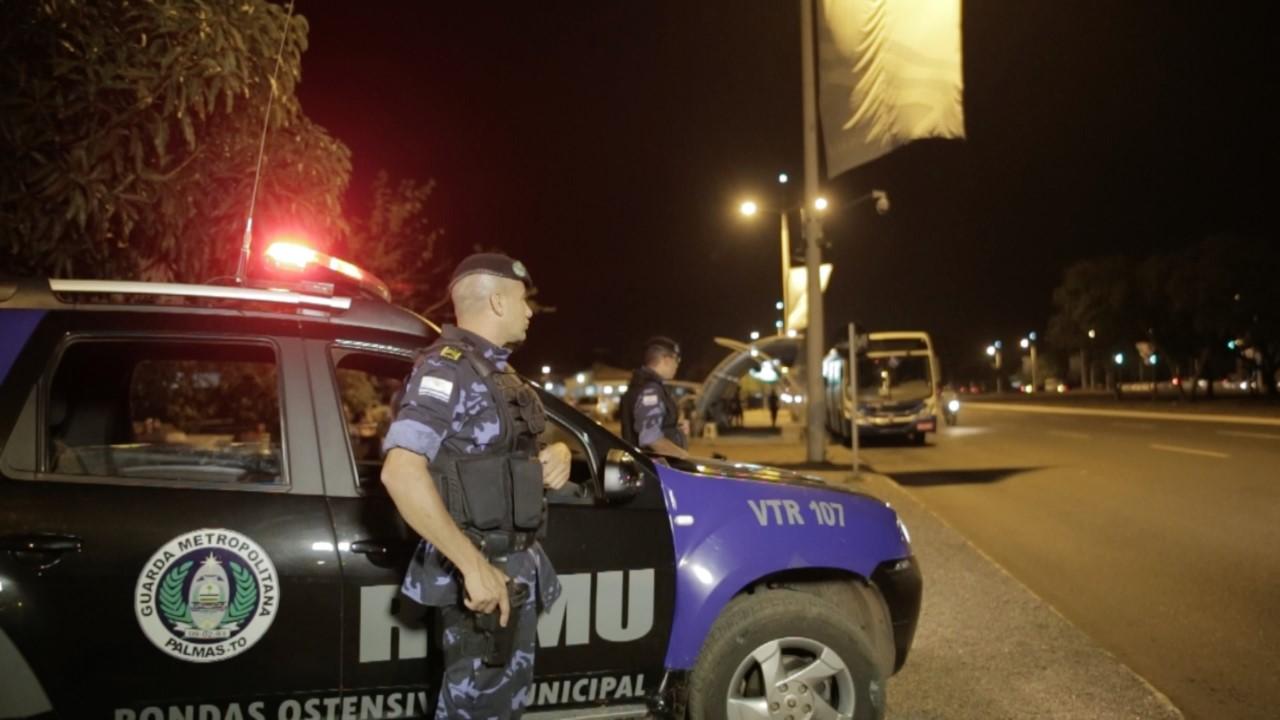 Guarda Metropolitana apreende suspeitos por roubos e tráfico de drogas, na região Sul da Capital