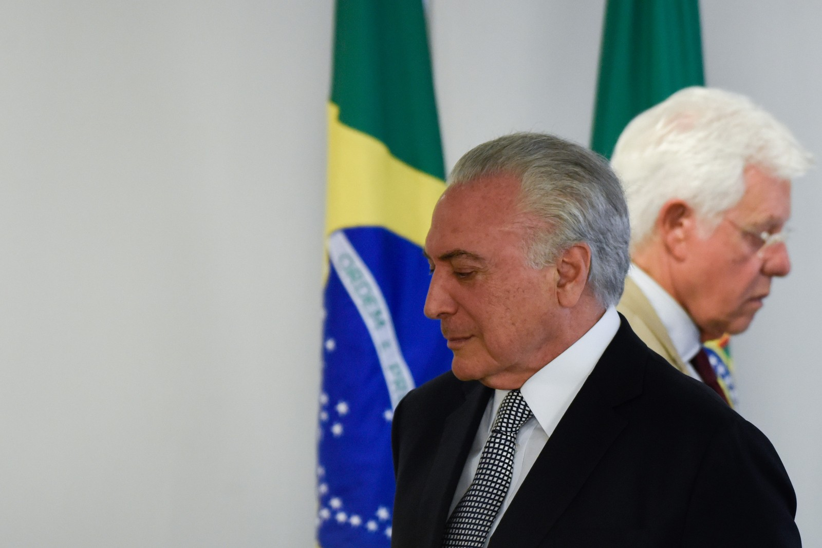 Temer é o segundo ex-presidente do Brasil preso por crime comum; Lula foi o primeiro