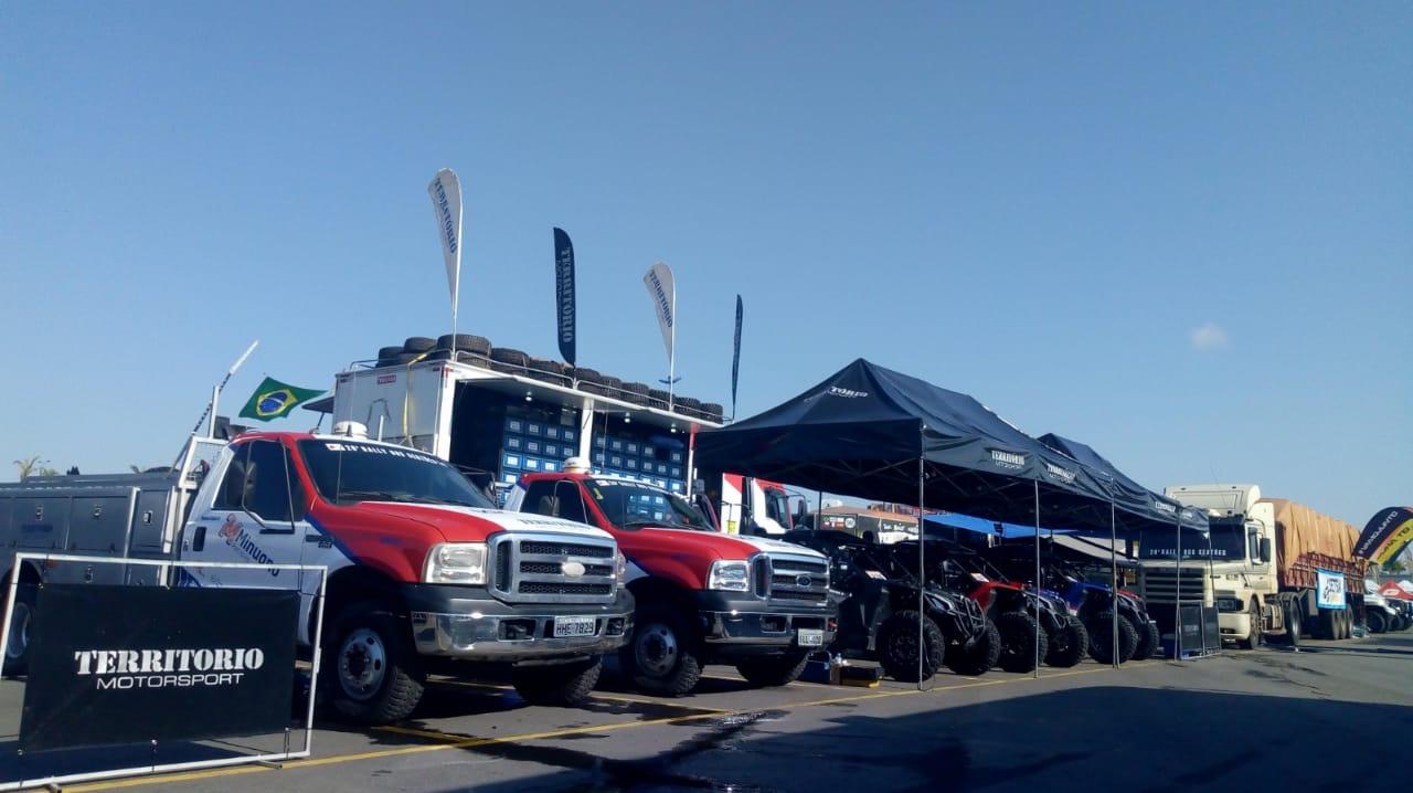 Top Line Cabine Dupla é a nova parceira da Território Motorsport para temporada