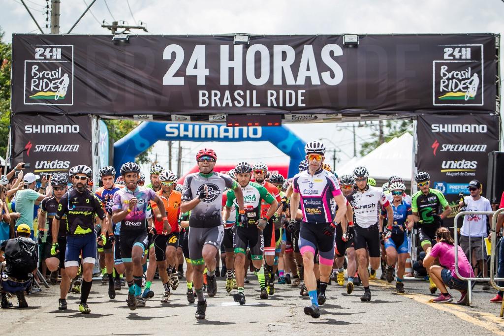 Mountain Bike: últimos dias para inscrever-se nas 24 Horas Brasil Ride de Botucatu