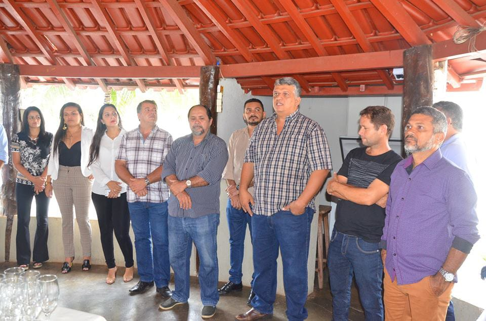 Ex-vereadores de Paraíso criam grupo de apoio ao governador Mauro Carlesse