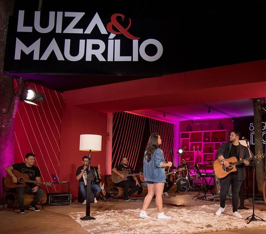 Luiza & Maurílio lançam mais um videoclipe inédito