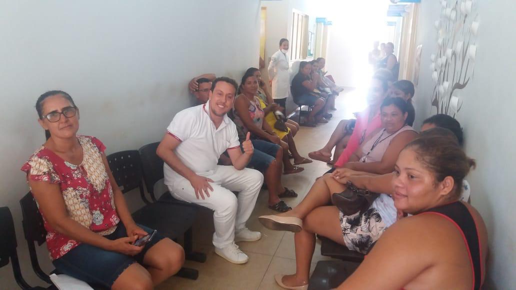 Saúde de Marianópolis realiza dia especial de atendimento para mulheres