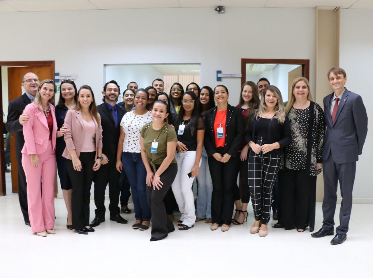 Curso de Direito inaugura Escritório Modelo no Fórum de Palmas