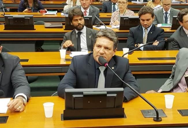 Osires Damaso integra duas comissões da Câmara dos Deputados