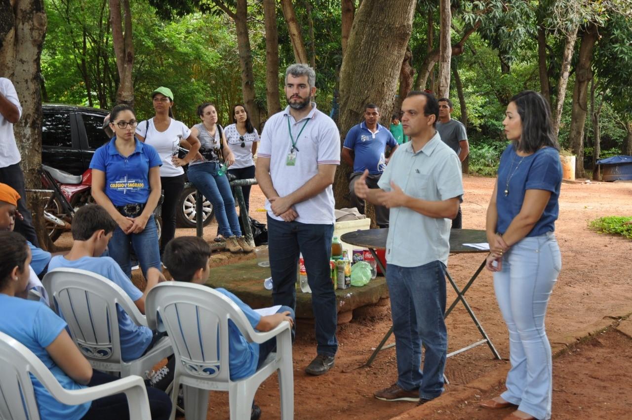 Dia Mundial da Água é comemorado em Porto Nacional com ações de preservação e conscientização no Ribeirão São João