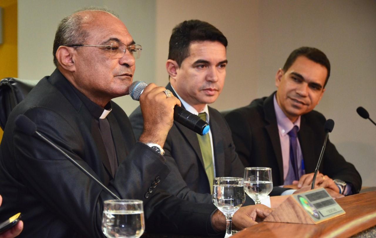 Campanha da Fraternidade 2019 é lançada na Câmara Municipal em Palmas