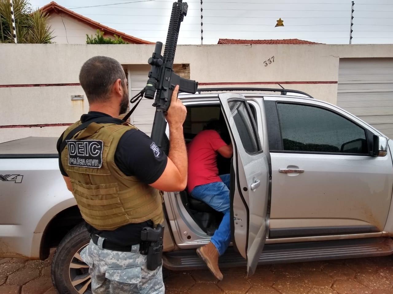 Polícia Civil deflagra Operação Ísis que investiga funcionários do Naturatins em municípios da região Norte