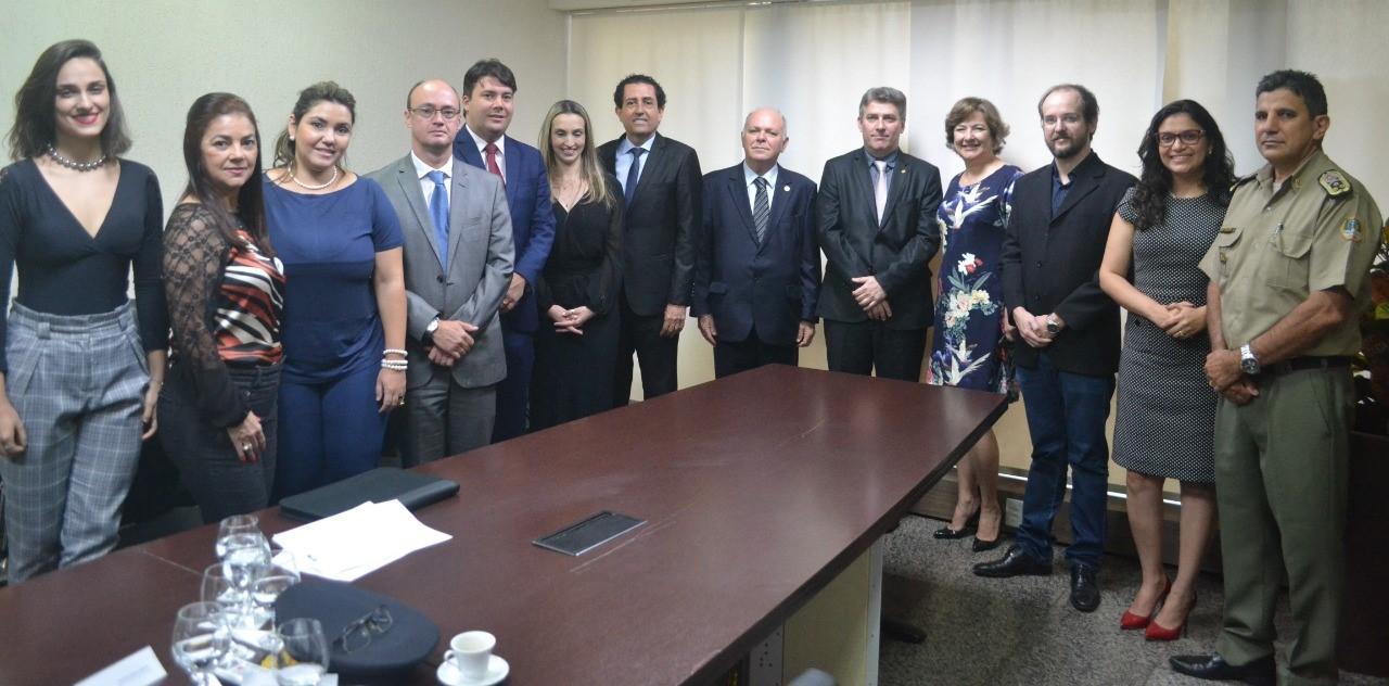 Cidadania e Justiça TO participará de projeto para reduzir os índices de reincidência de violência contra a mulher