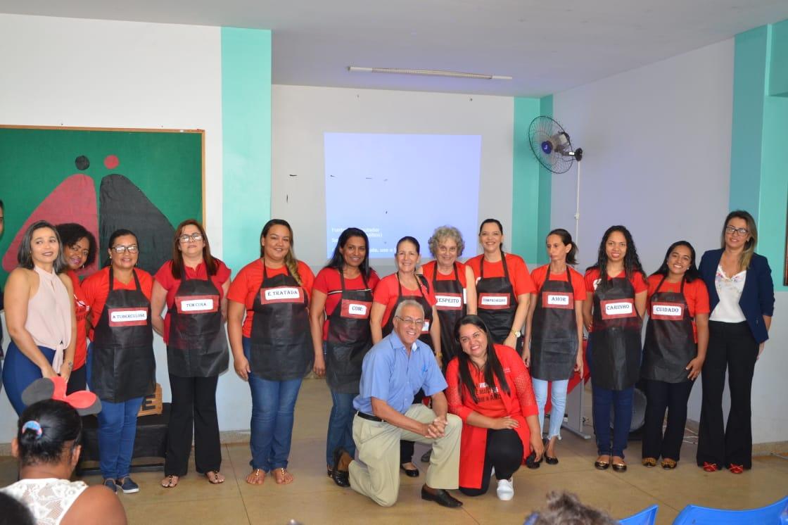 Secretaria Municipal da Saúde inicia a campanha em combate a tuberculose em Porto Nacional