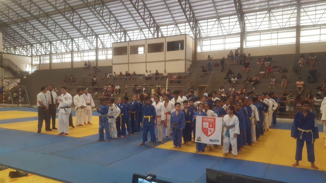 Atletas do Cemil conquistam 48 medalhas na 2ª Etapa Estadual de Judô 2019