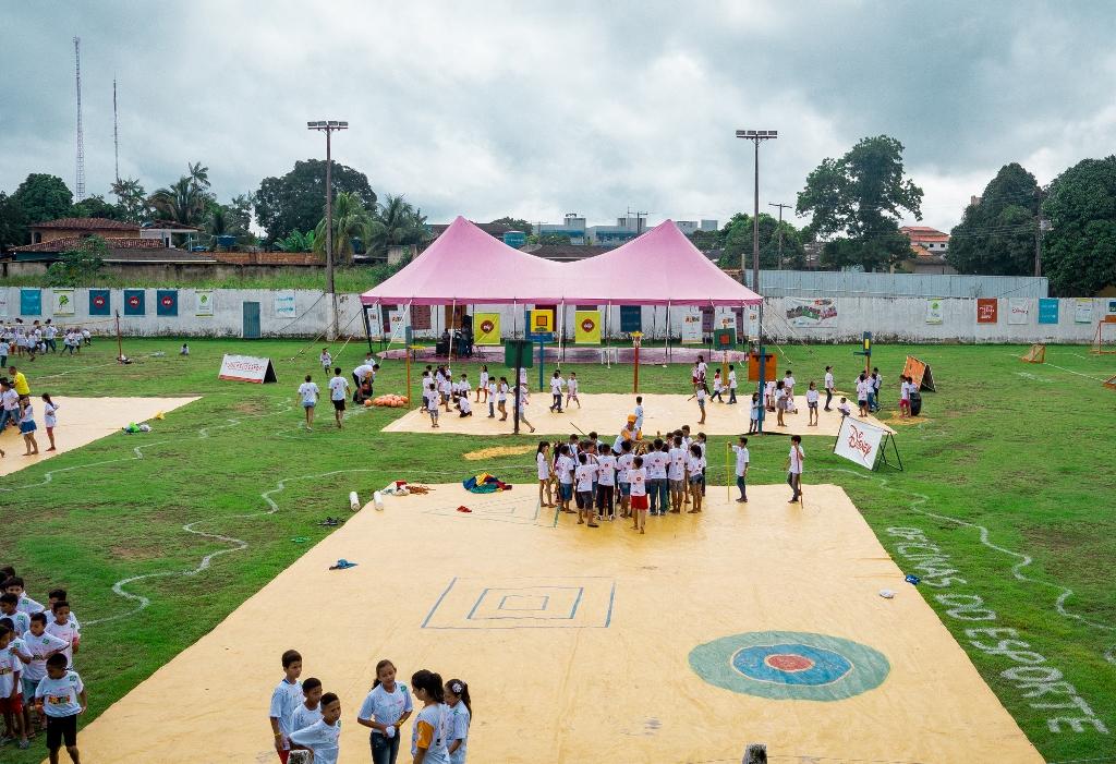 Projeto Caravana chega a Rio Grande (RS) e irá atender a 3 mil crianças e jovens
