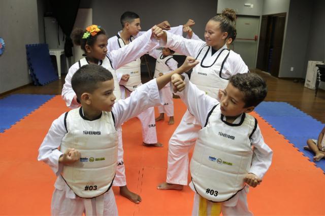 Karatecas dos CRAS de Araguaína se preparam para competição estadual