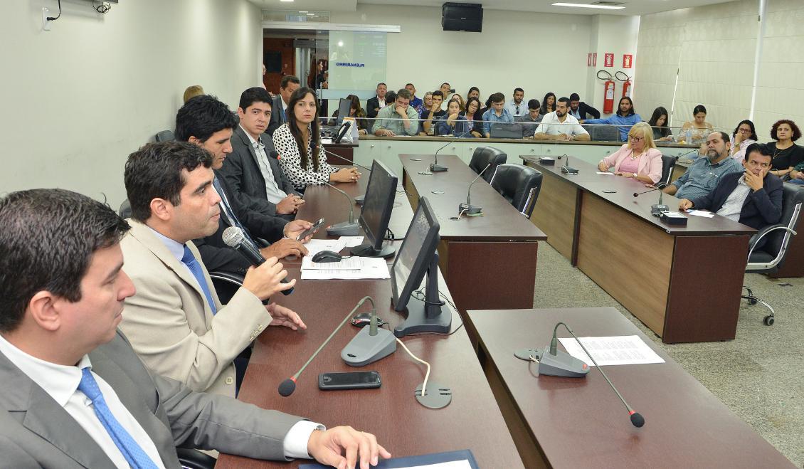 Implantação de Campus da Unitins em Paraíso é discutida em audiência pública