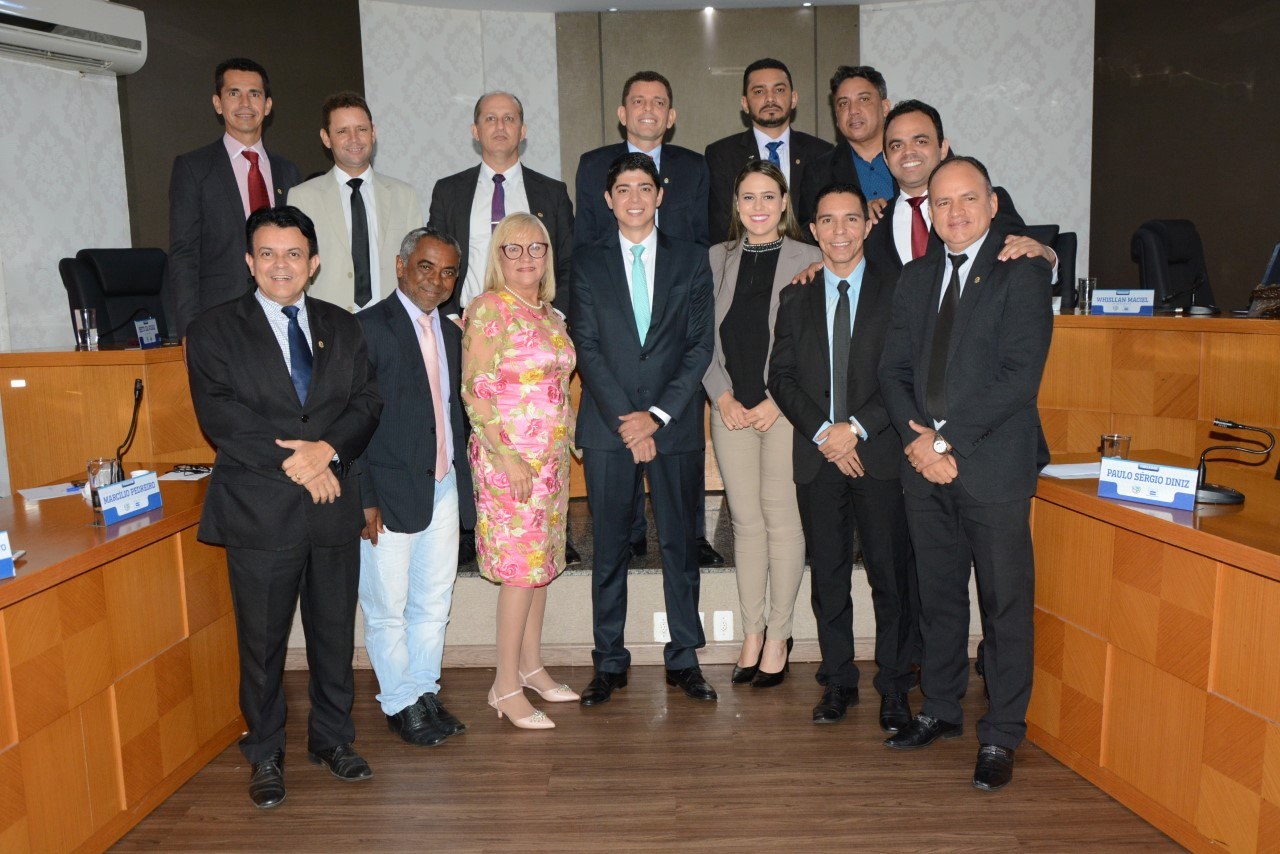 Celso Morais toma posse como prefeito interino de Paraíso do Tocantins