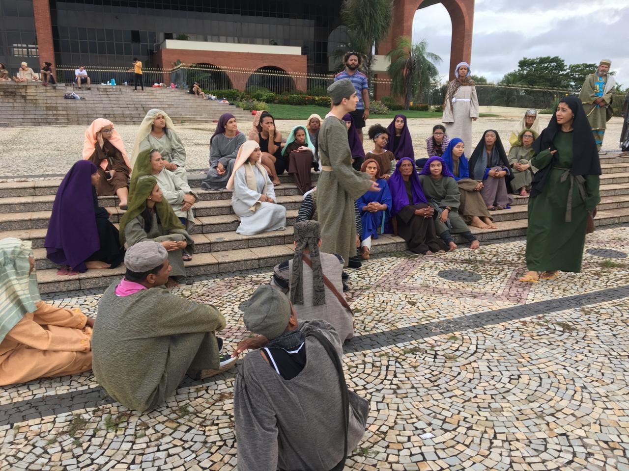 Fundação Cultural de Palmas apoia 15ª edição da Paixão de Cristo, que acontece na sexta-feira 19