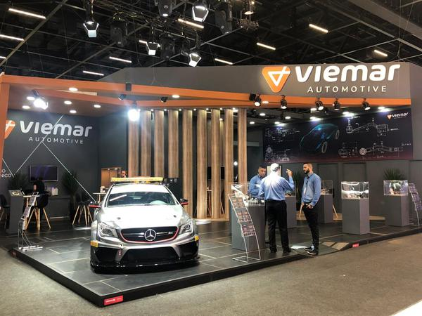 Viemar apresenta na Automec nova identidade corporativa