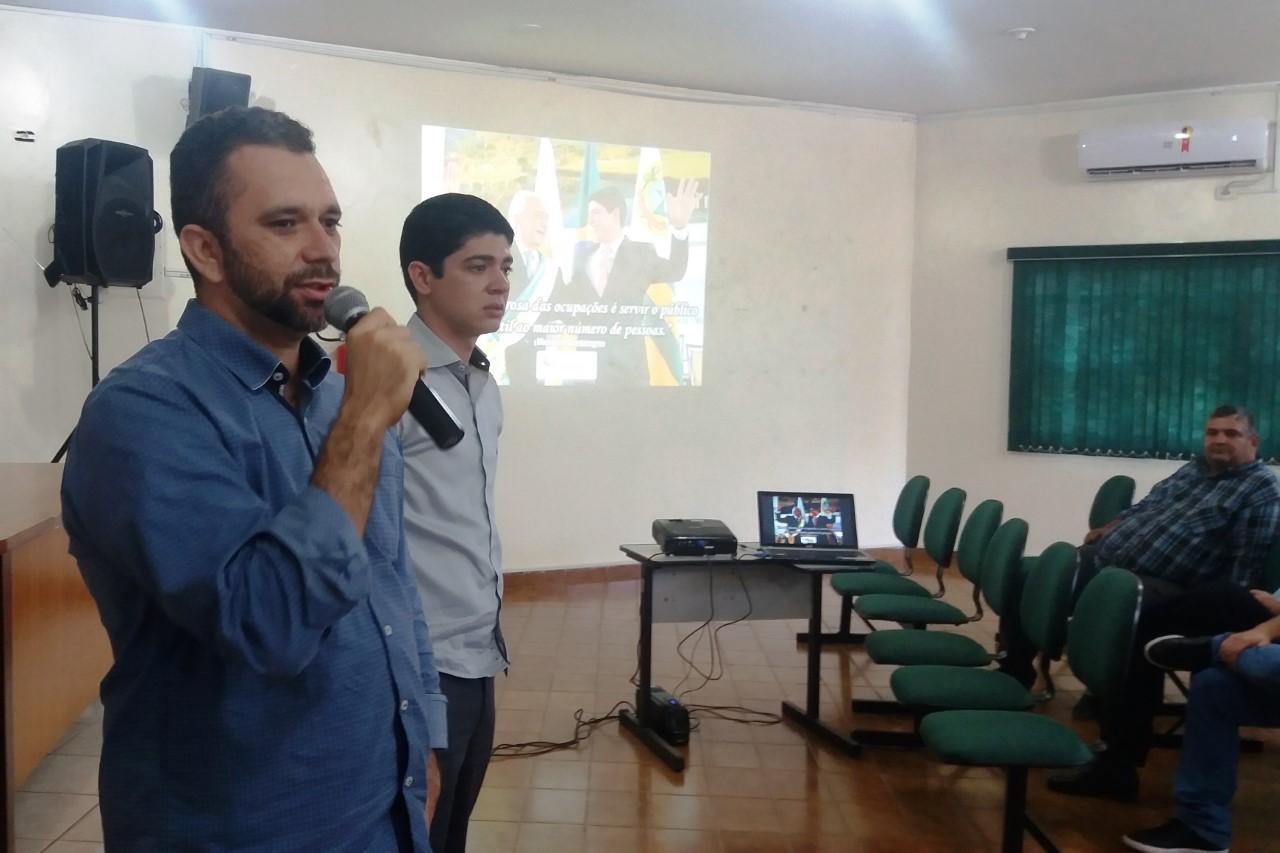 Ubiratan Carvalho responderá interinamente pela Secretaria de Desenvolvimento Econômico de Paraíso