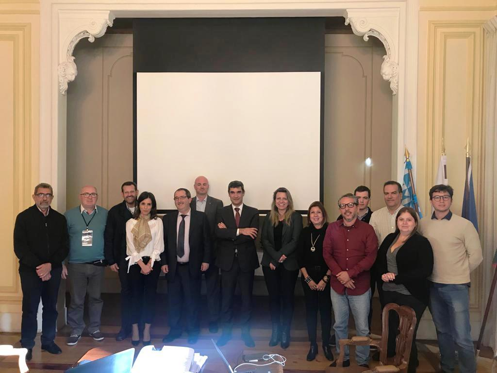 Convênio de cooperação para saneamento é assinado em Portugal
