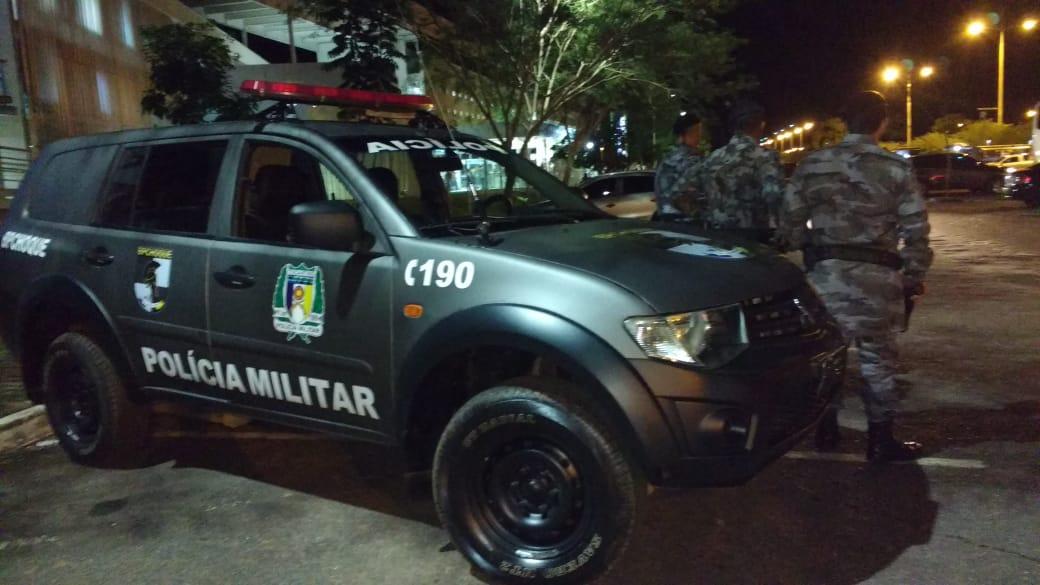 Operação Tiradentes intensifica ações de segurança no Tocantins