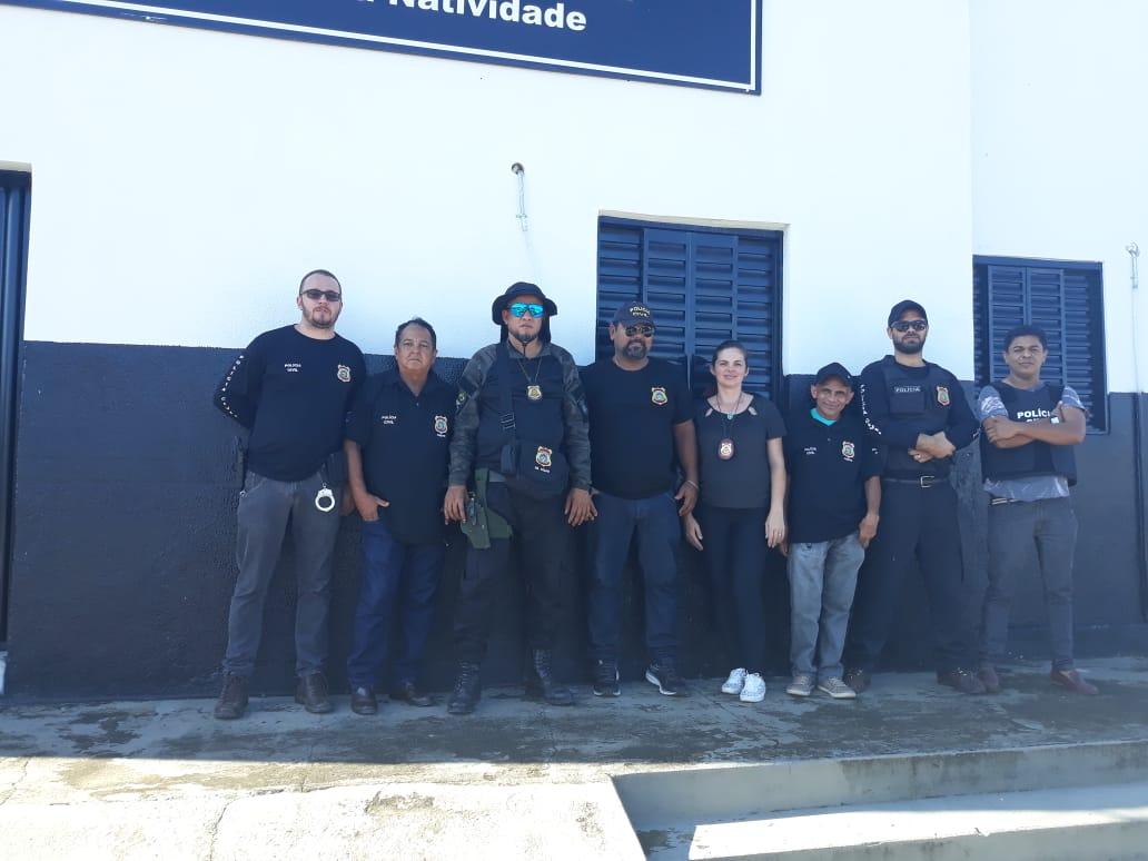 """Polícia Civil deflagra Operação """"Barulho"""" no sul do Estado prende criminosos e apreende armas, drogas e munições"""