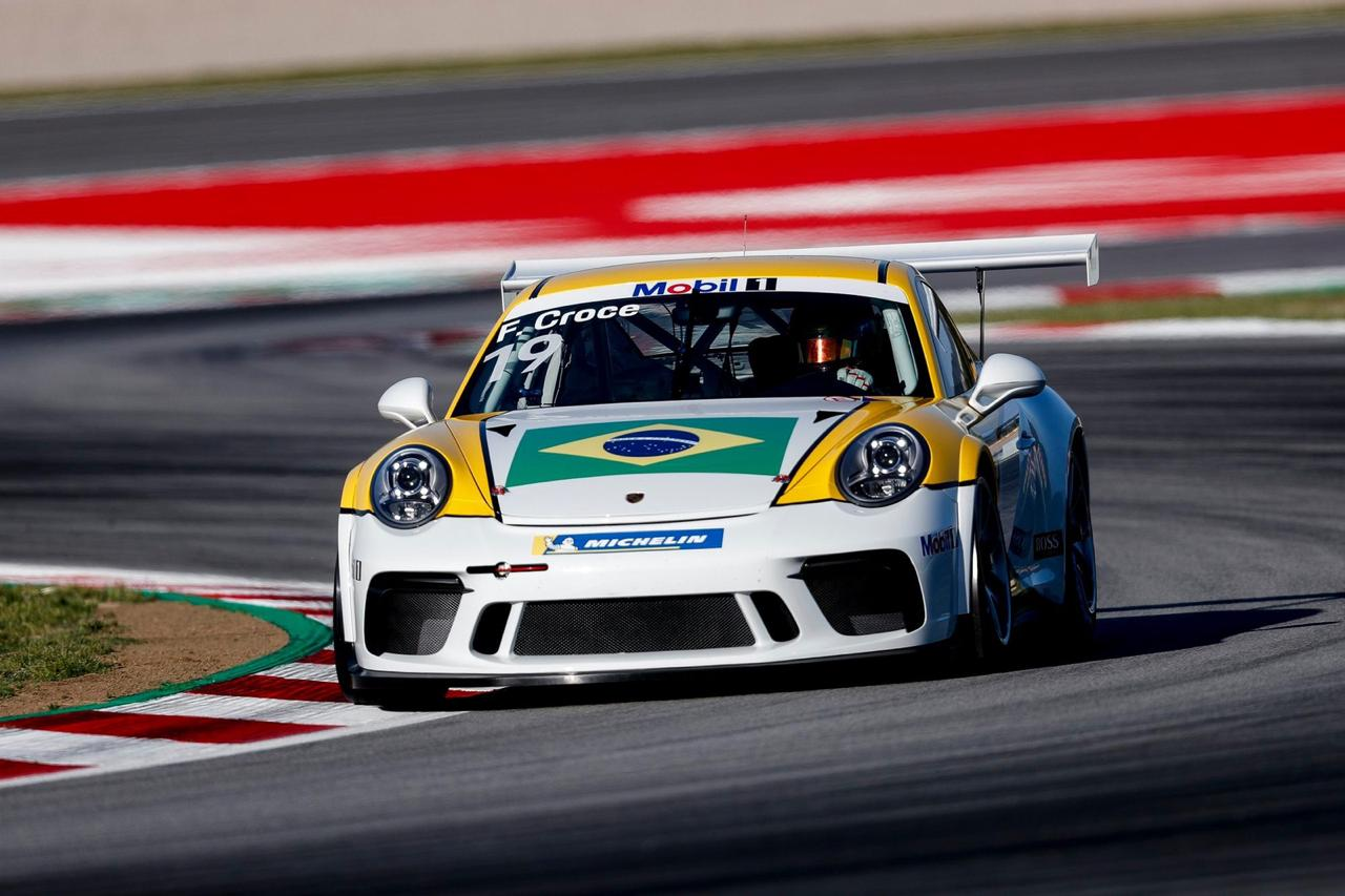 Porsche Mobil SuperCup: Fernando Croce tem etapa difícil em Barcelona