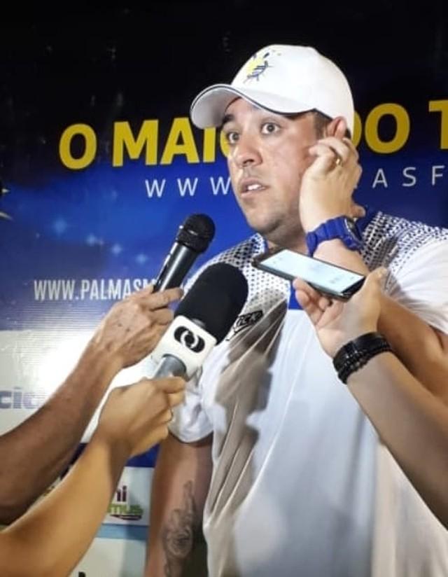 Marcelo Marelli deixa o Palmas após empate pela Série D; clube anuncia Cássio Alves