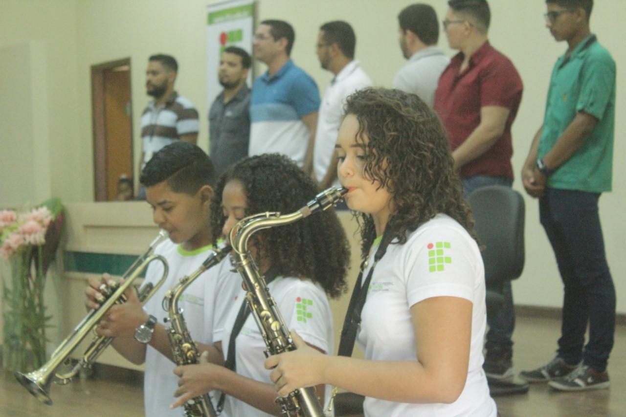 IFTO completa seis anos em Dianópolis e comemora parcerias