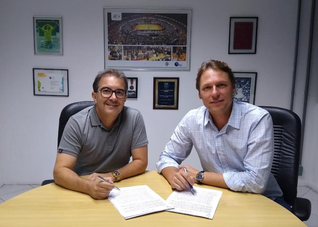 CBT aprova Criciúma como sede do próximo duelo do Time Brasil na Copa Davis