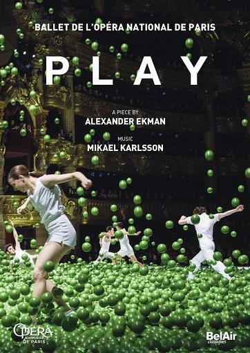 Film&Arts estreia o espetáculo de dança Play, do coreógrafo Alexander Ekman