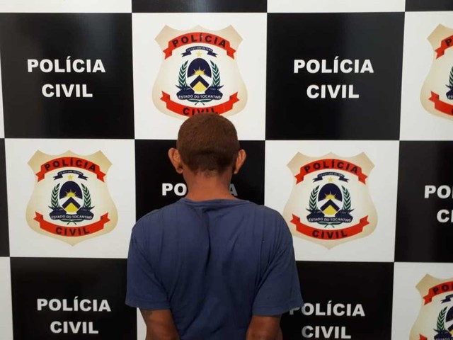 Foragido da polícia por roubo é encontrado em Palmas e preso pela Polícia Civil