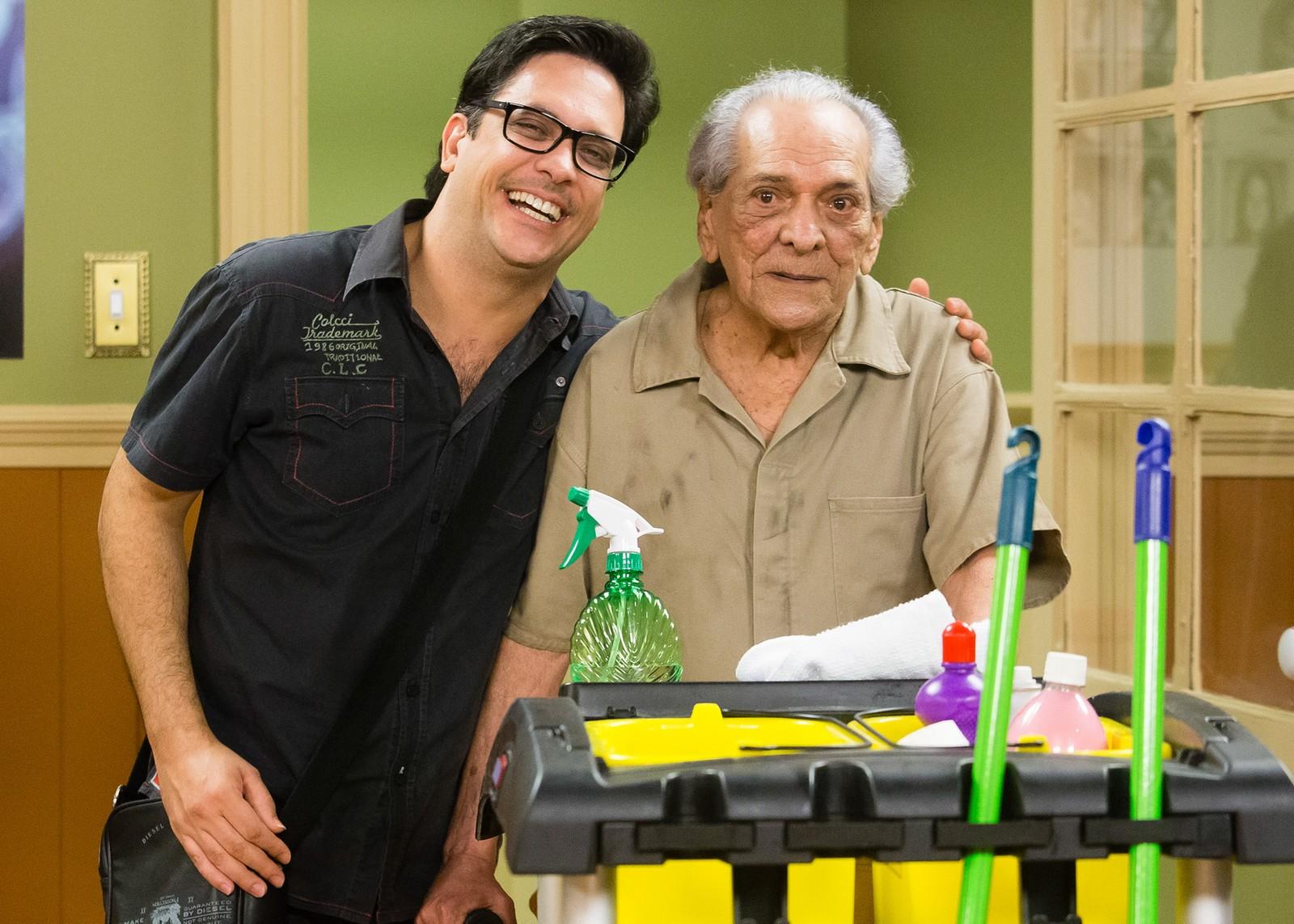Lúcio Mauro morre no Rio aos 92 anos