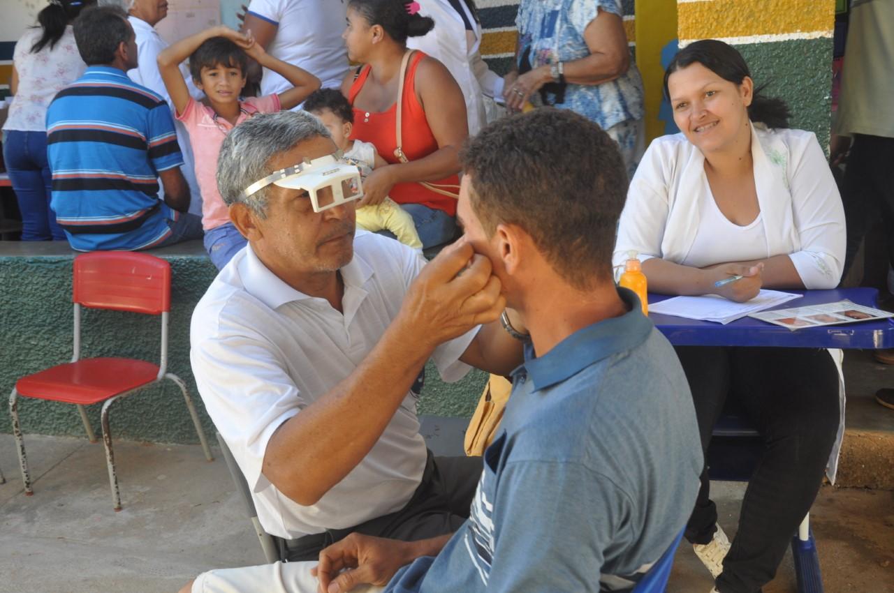 Assentamento Capivara recebe a Caravana da Saúde nesta sexta, 24