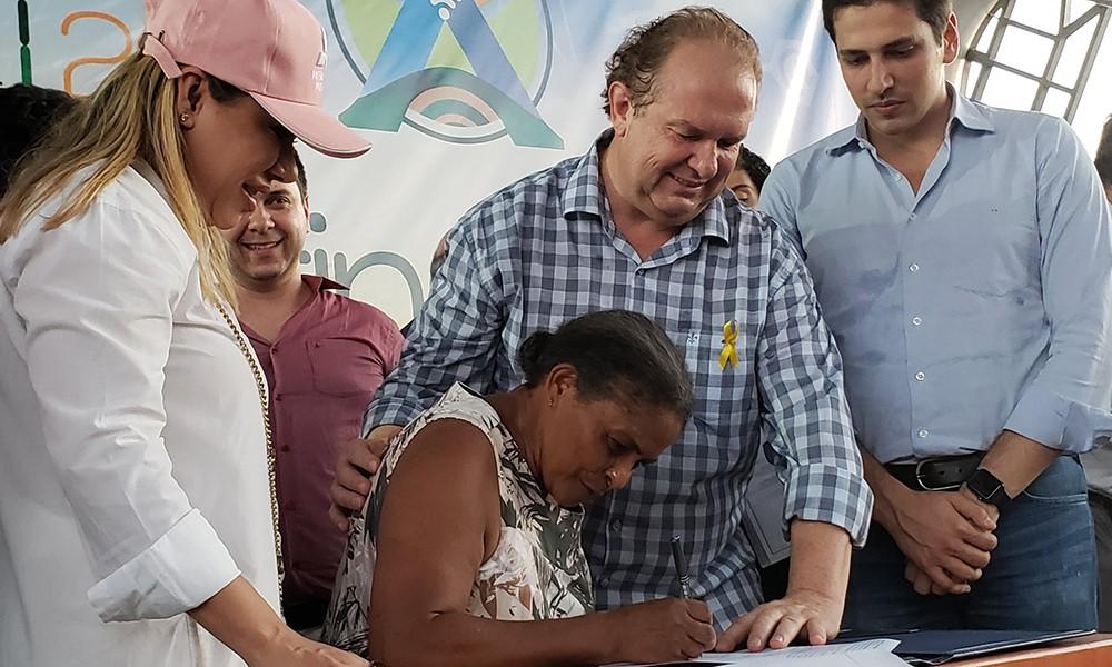 Com convalidação e reconhecimento de títulos rurais, famílias terão acesso a linhas de créditos no Tocantins