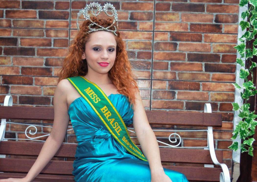 Renatta Ayalla será coroada Miss Beleza Eco 2019