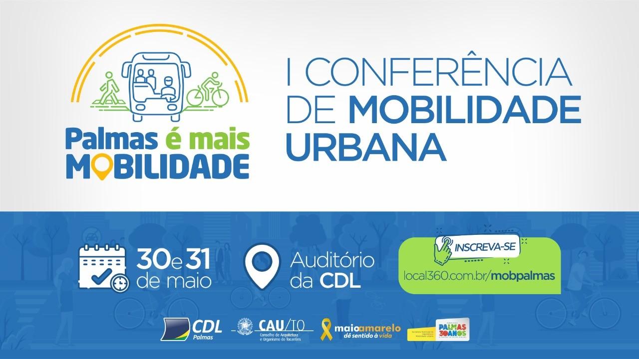 Estão abertas inscrições para I Conferência Municipal de Mobilidade