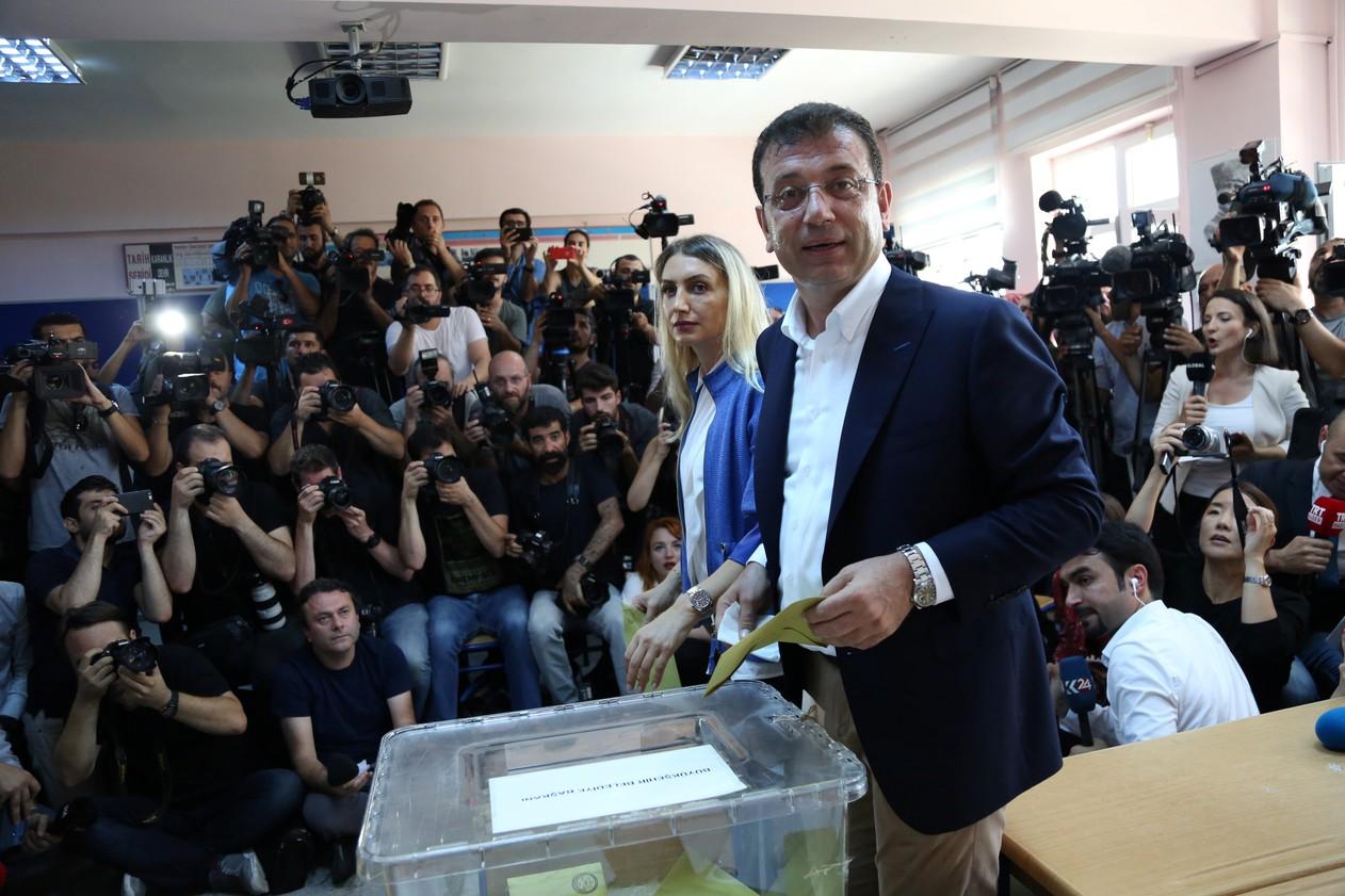 Opositor vence novamente eleição em Istambul, depois de anulação de primeira votação