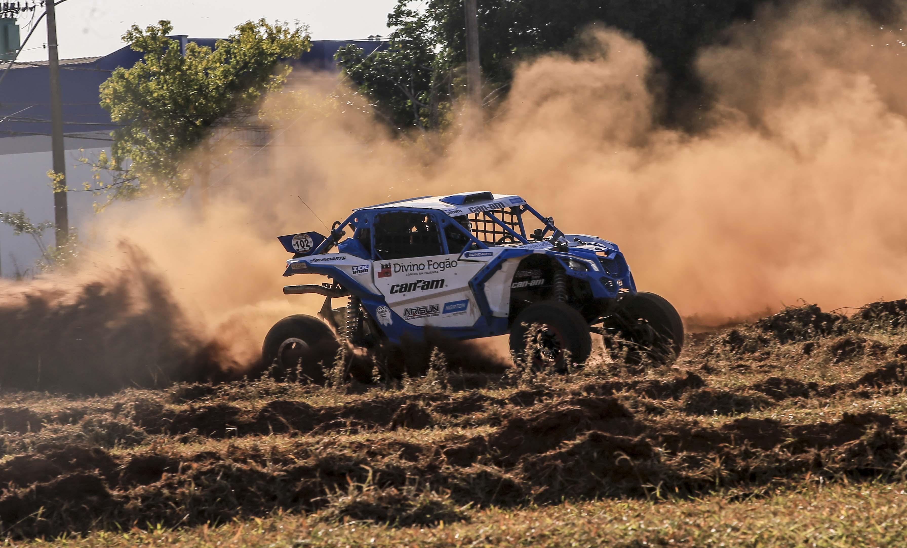 Rally Poeira 2019: prova consagra os novos campeões