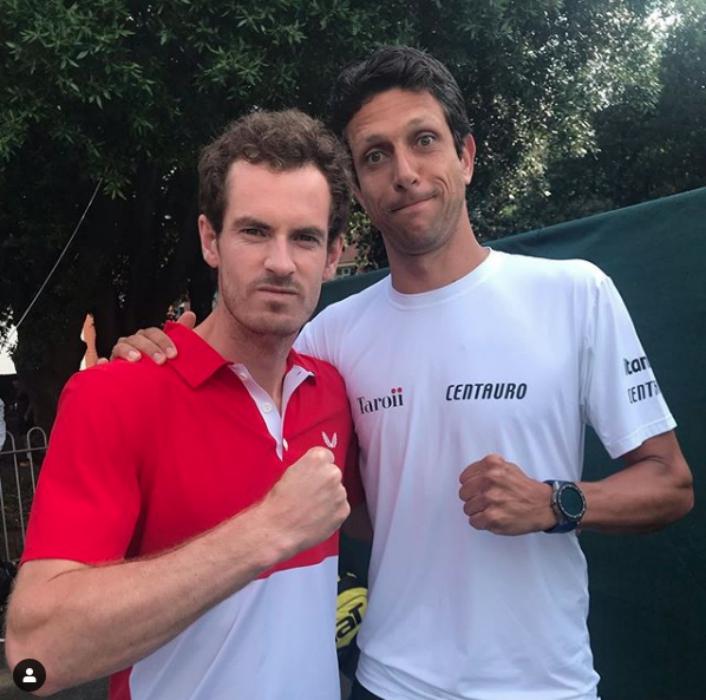 Marcelo Melo destaca experiência de jogar com Andy Murray na Inglaterra. Dupla para na estreia