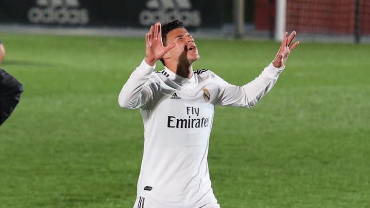 Desde 2017 no Real Madrid, Augusto Galvan avalia sua primeira temporada como profissional