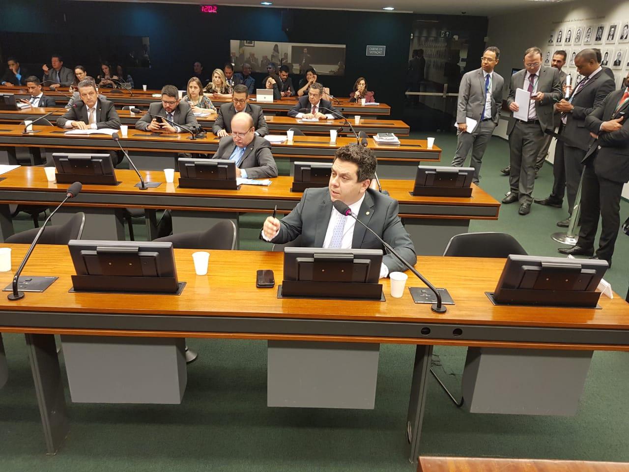 Ao comemorar a concessão de mais 1% aos municípios, Tiago Dimas defende Reforma Tributária e redistribuição de recursos públicos